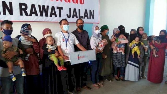 Peduli Kemanusiaan, Smile Train Indonesia Gelar Bakti Sosial Operasi Bibir Sumbing