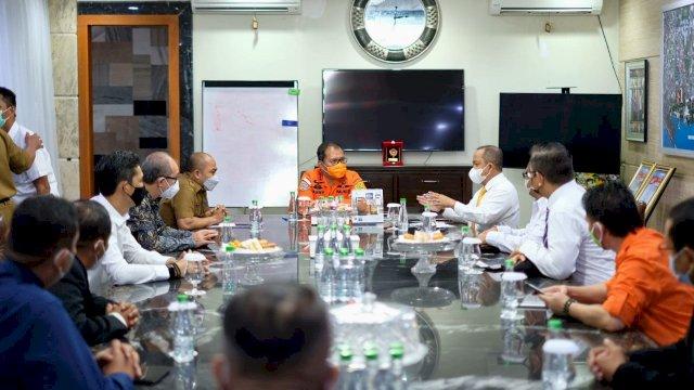 Wali Kota Makassar Ajak PHRI Sukseskan Makassar Recover