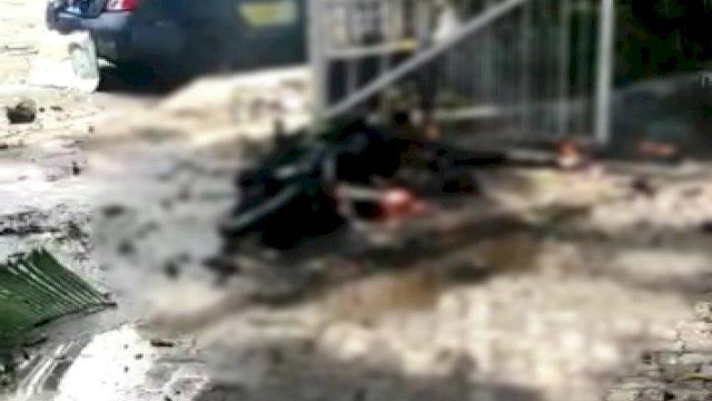 Bom Meledak di Gereja Katedral Makassar: 14 Korban Alami Luka-luka, dan 1 Tewas