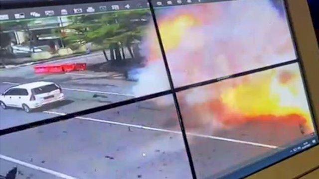 Kutuk Keras Teror Bom Gereja Katedral, Ansor Sulsel: Biadab!