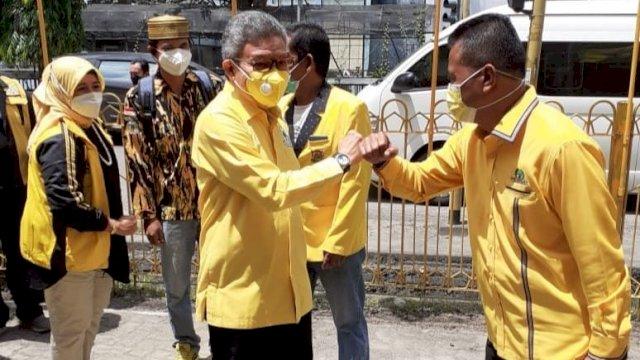 Empat Calon Ketua Golkar Pinrang ikuti Uji Kelayakan, Usman Marham Penuhi Syarat
