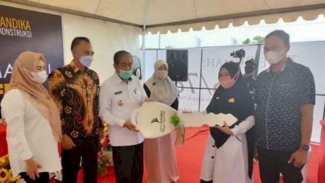 Mitra Kerja Bank Sulsel Cabang Sidrap, Jadi Pilot Project KPR Terbaik Se-Indonesia