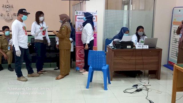 Bank Sulselbar dan BNI Palopo Ikut Program Vaksinasi, Segini Jumlahnya