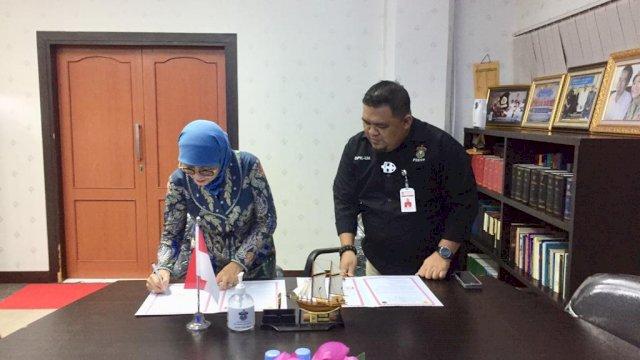 Hukum Unhas dan Hukum Universitas Balikpapan Jajaki Kerjasama