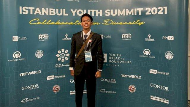 Mahasiswa UIN Alauddin Menjadi Delegasi Ajang Internasional, Rektor Janjikan Penghargaan
