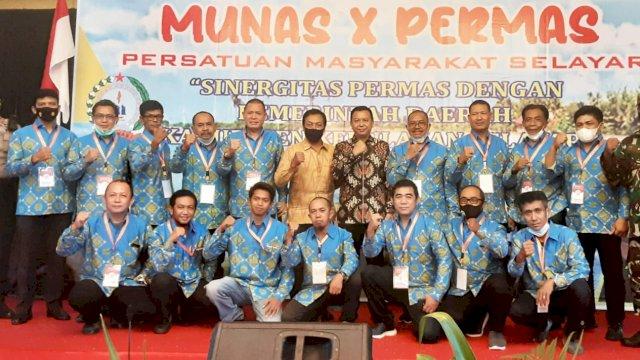Daeng Ical Terpilih Jadi Ketua Umum DPP Permas Periode 2021-2025
