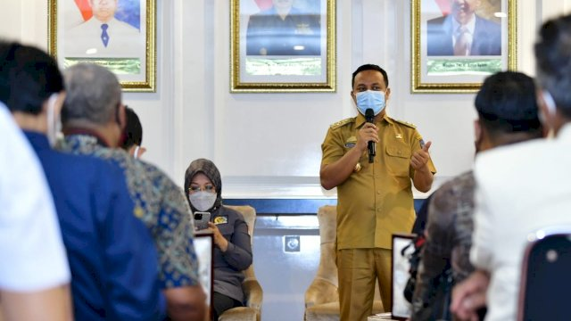 Terima Kunjungan Komite III DPD RI, Plt Gubernur Tekankan Perwujudan Sila Ke-5 Pancasila