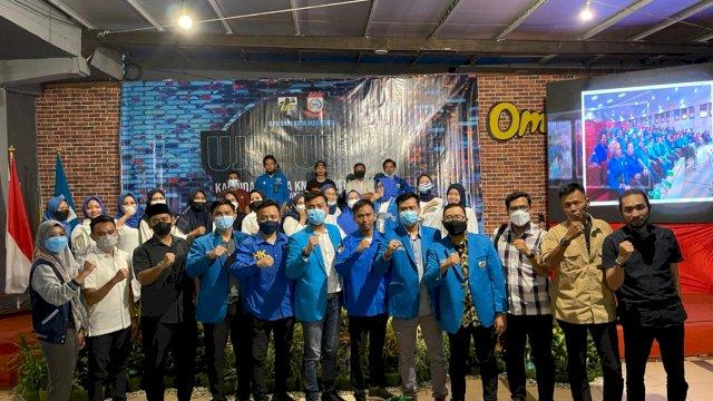 Para Kandidat Ketua KNPI Tegaskan Menolak Dualisme di Makassar