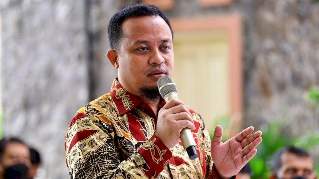 Mengenal Lebih Dekat Andi Sudirman Sulaiman, Plt Gubernur Sulsel dari Milenial