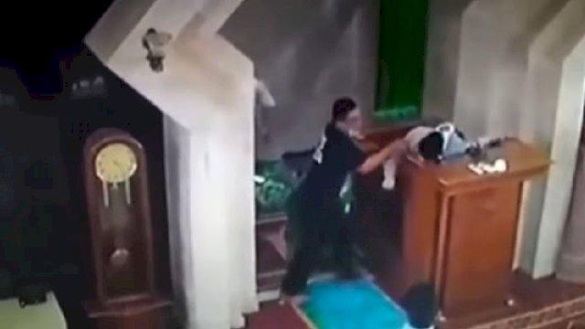 Detik-detik Dosen UIN Alauddin Meninggal Saat Ceramah di Masjid
