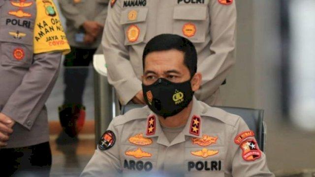 Densus 88 Tangkap Munarman Terkait Proses Baiat di Tiga Kota