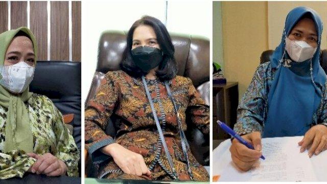 Tiga Jejeran Srikandi di Kursi Direksi Bank Sulselbar Cerita Soal Kartini