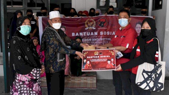 ARW Berbagi Berkah Ramadan di Delapan Panti Asuhan di Makassar