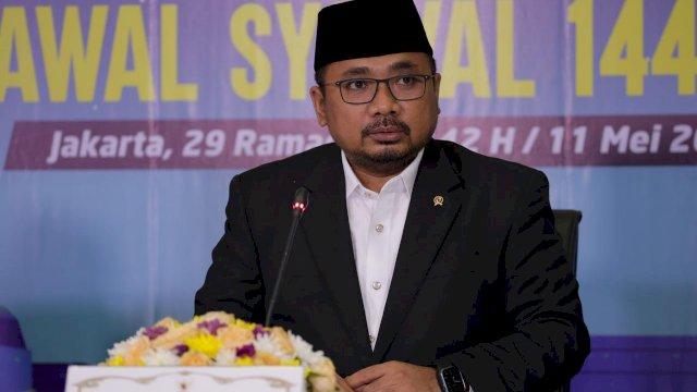 Pemerintah Tetapkan 1 Syawal Idulfitri Jatuh 13 Mei 2021