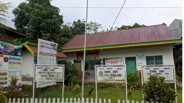 Pemdes Salukanan dan LP3M STIE AMKOP Resmi Luncurkan Website Desa