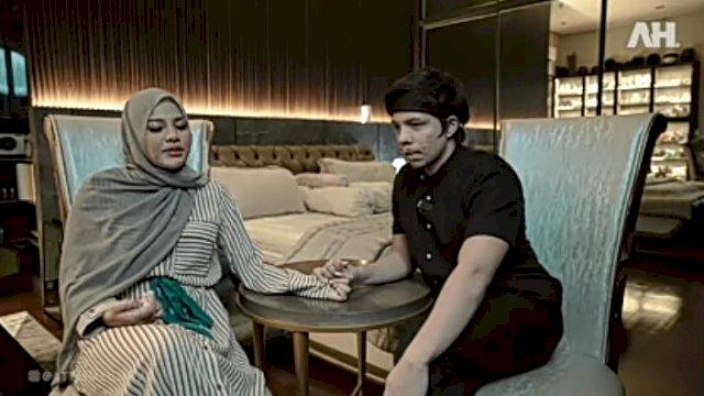 Atta Halilintar dan Aurel Hermansyah (ist)