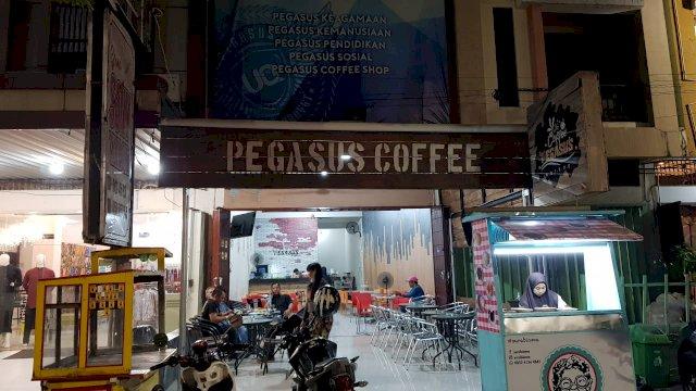 Pegasus Coffee Jalan Pengayoman Nomor 21, Kota Makassar