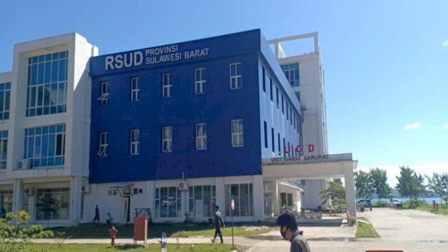 Payment Point Bank Sulselbar RSUD Prov Sulbar Kembali Beroperasi setelah dilanda Gempa