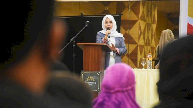 Irmawati Sila Sosialisasi Perda Pengarusutamaan Gender