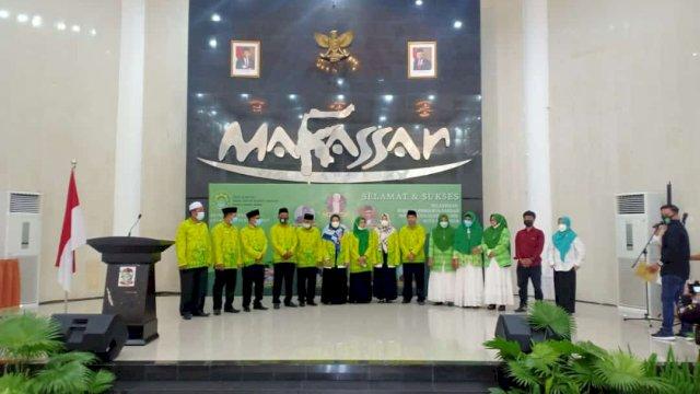 Resmi Dilantik, PD DDI Makassar Siap Bantu Program Keagamaan Pemerintah