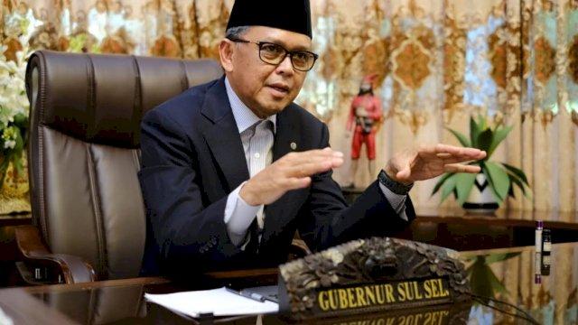 Gubernur Sulsel nonaktif Nurdin Abdullah