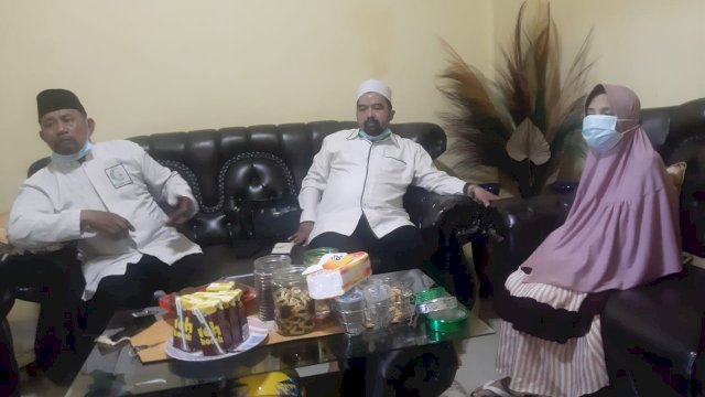 Pengurus Itthad Persaudaraan Imam Masjid (IPIM) Sulawesi Selatan (Sulsel)