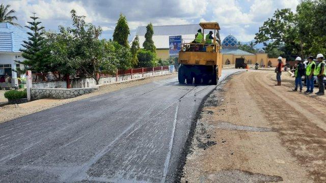Perbaikan Ruas Ujung Lamuru-Palattae-Bojo, Kabupaten Bone