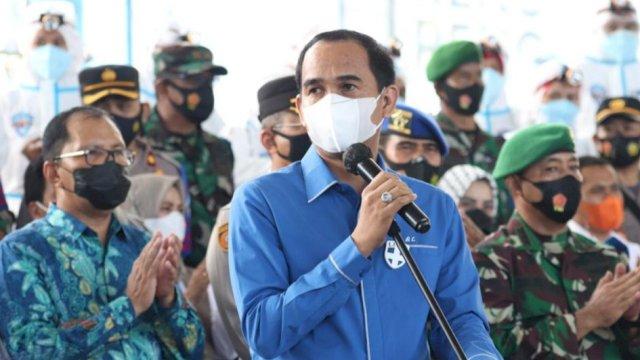 Ketua DPRD Makassar, Rusdianto Lallo