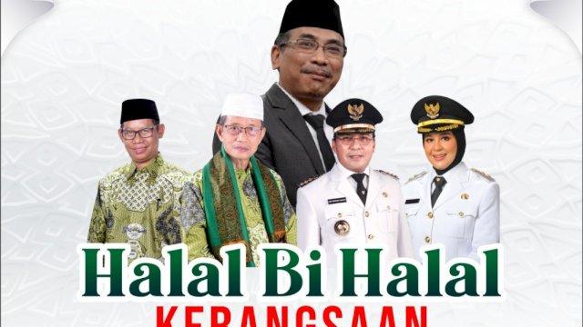 Halal Bihalal Kebangsaan PCNU Kota Makassar