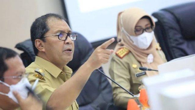 Wali Kota Makassar, Danny Pomanto (Foto: Instagram)
