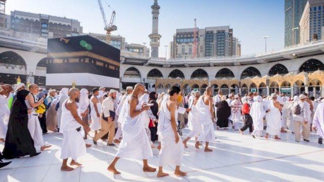 Pelaksanaan ibadah haji (Foto: Ilustrasi)