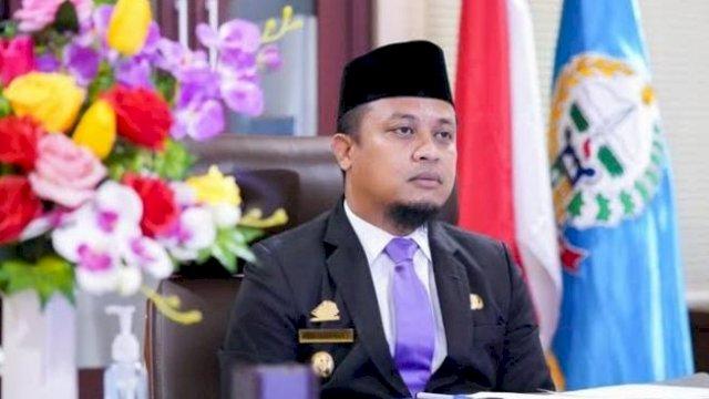 Plt Gubernur Sulsel, Andi Sudirman Sulaiman