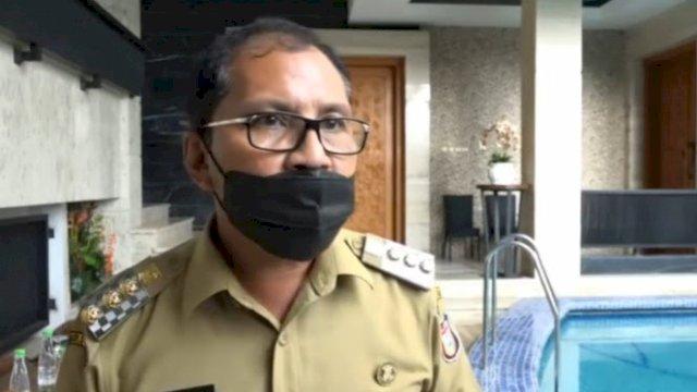 Wali Kota Makassar, Moh Ramdhan 'Danny' Pomanto