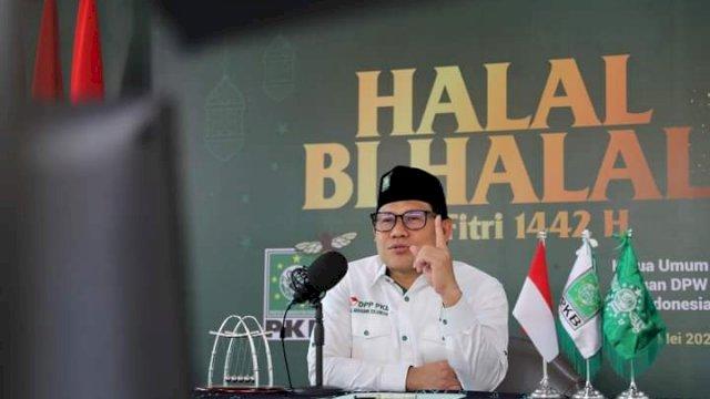 Wakil Ketua DPR Bidang Korkesra Abdul Muhaimin Iskandar (Gus Muhaimin)