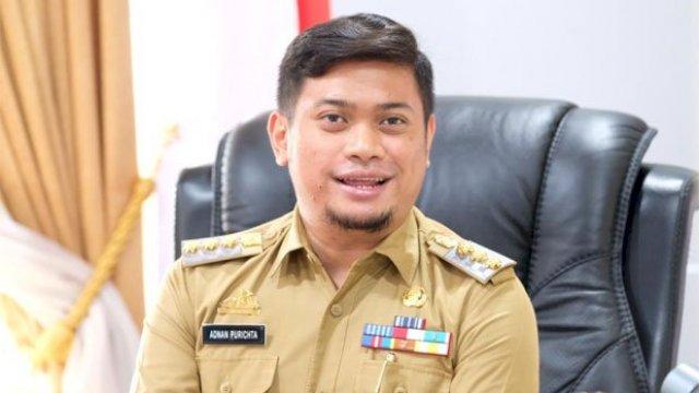 Bupati Gowa, Adnan Purichta Ihsan