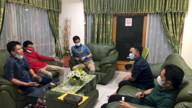 Imam Fauzan Dukung LPNU Makassar Bangkitkan Ekonomi Keumatan di Tengah Pandemi