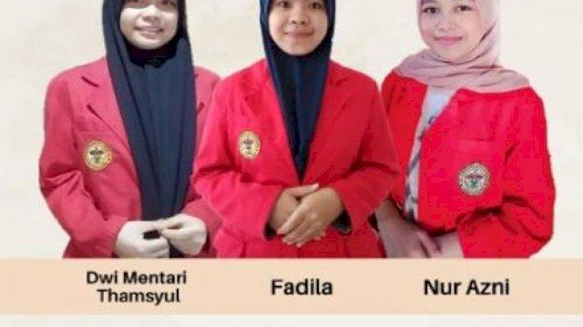 Tiga Mahasiswi Unhas Sabet Medali Perunggu di Kompetisi Internasional di Malaysia