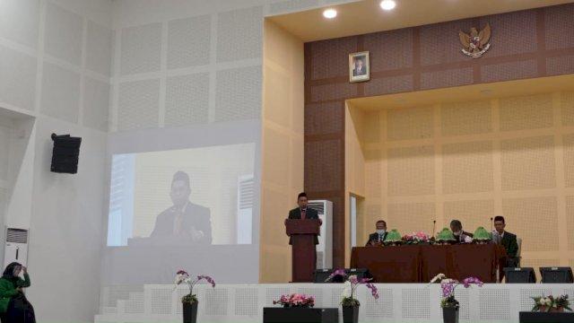 Maba Mengenal Budaya Kampus, FTK UIN Alauddin Angkat Tema Integritas