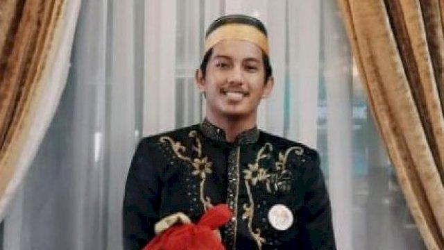 Pengurus LPBH NU Kota Makassar, Aprilove Anugrah Putera