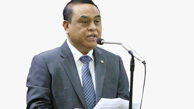 Ketua Majelis Wali Amanat (MWA) Unhas, Komjen Pol (Purn) Syafruddin.