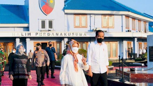 Kunjungi Sulsel, Presiden Jokowi Akan Tinjau Vaksinasi dan Resmikan Bendungan