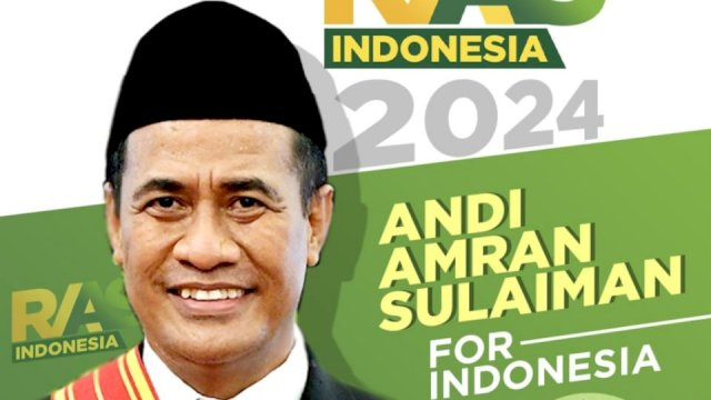 Dukungan Tak Terbendung, Relawan Andi Amran Sulaiman (RAAS) Deklarasikan Diri di 34 Provinsi Indonesia