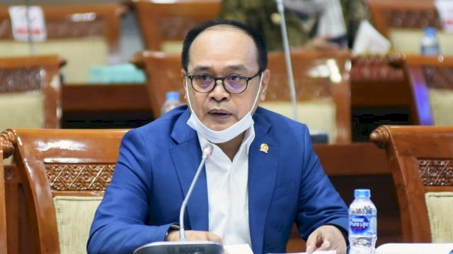 Anggota Komisi III DPR dari Fraksi Golkar,Supriansa