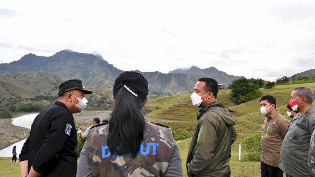 Plt Gubernur Sulsel Nikmati Surga Tersembunyi di Pelosok Toraja