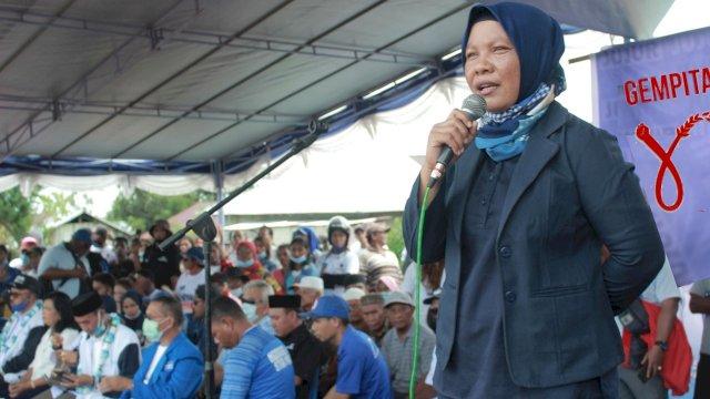 Ketua RAAS Maluku, Farida Rahangiar, SH