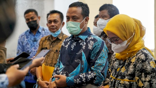 Plt Gubernur Sulawesi Selatan, Andi Sudirman Sulaiman