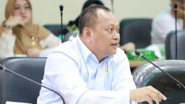 Ketua Fraksi NasDem DPRD Sulsel Ady Ansar.