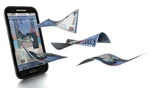 Ilustrasi pinjaman online. Shutterstock