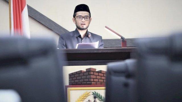 Andi Hadi Ibrahim Baso.