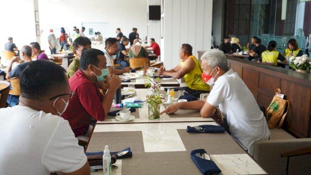 Andi Sudirman Undang Gubernur Jateng Hadiri Toraja Highland Festival